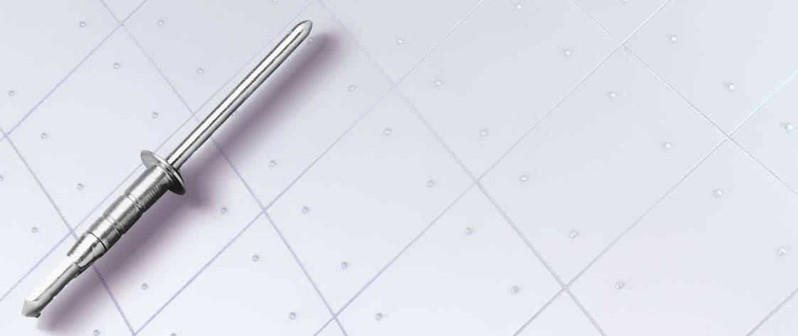 tipologia di rivetti autoforanti
